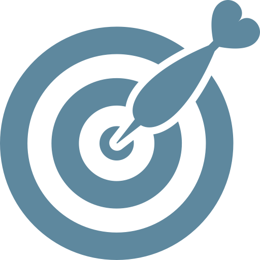 About us iaom our. Bullseye clipart research objective