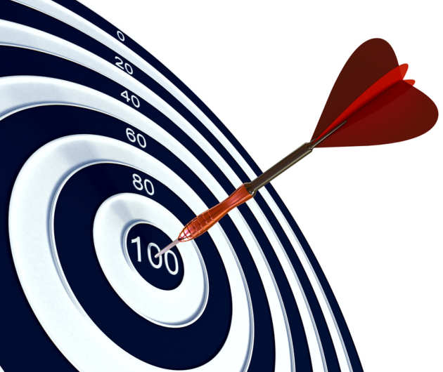 Bullseye clipart research objective. Objectives groups imperial college