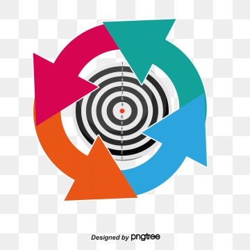 Png vector psd and. Bullseye clipart ring