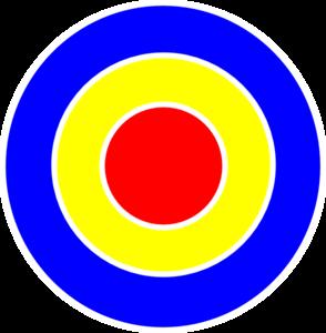 bulls eye clip. Bullseye clipart ring