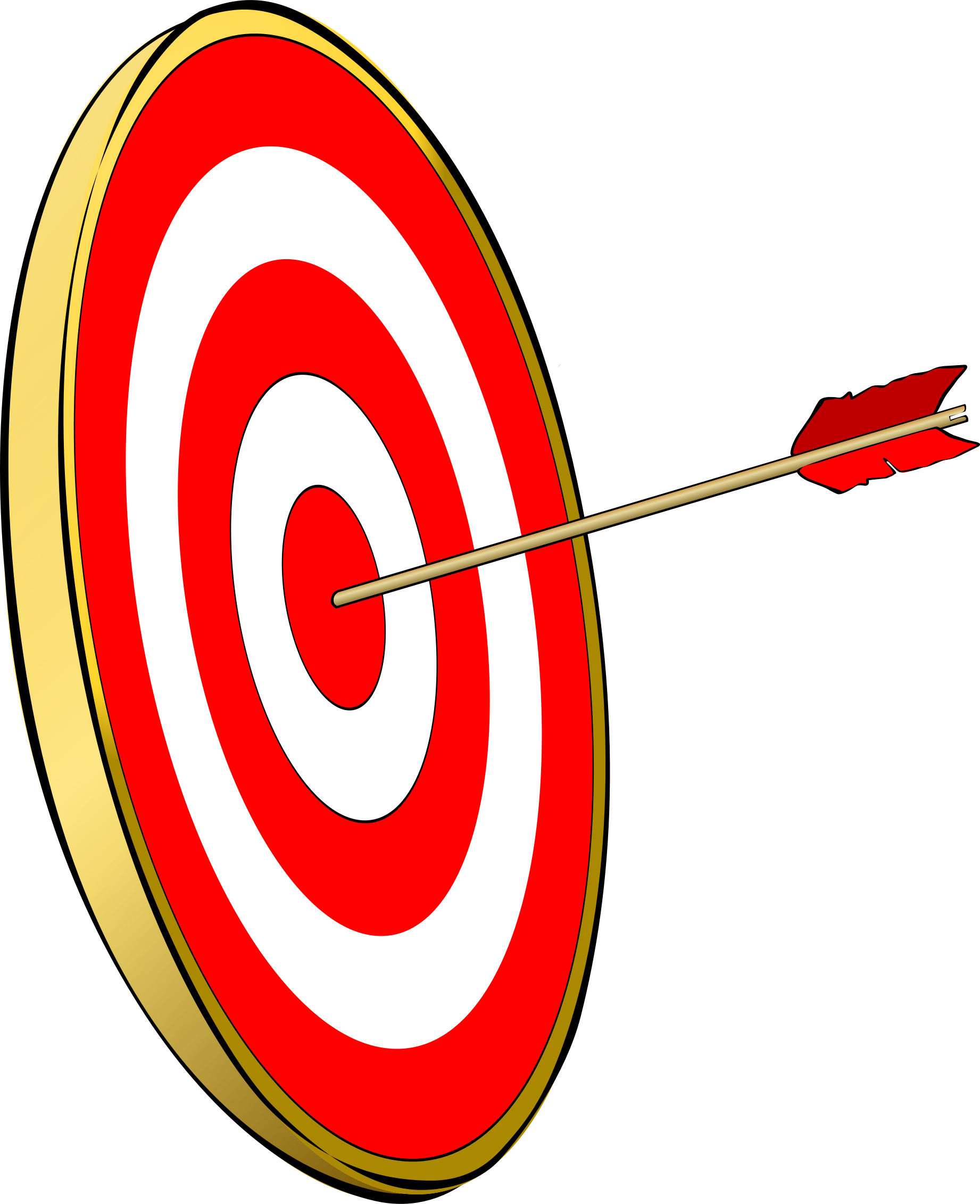 Missions clipart target. Bullseye by amcolley an