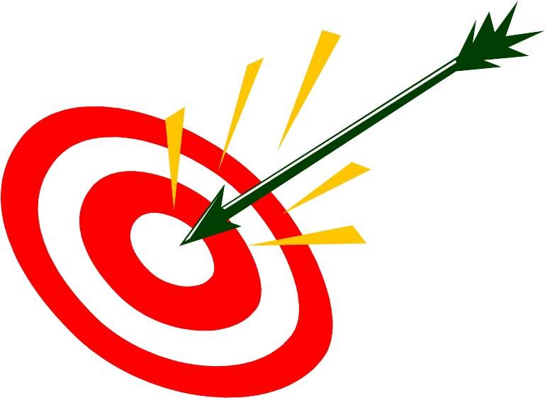 Clip art library. Bullseye clipart target clipart
