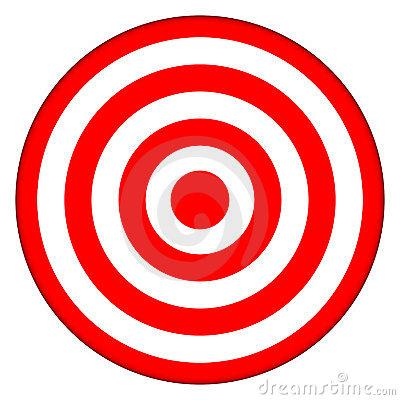 Bullseye clipart target clipart. Clip art look at