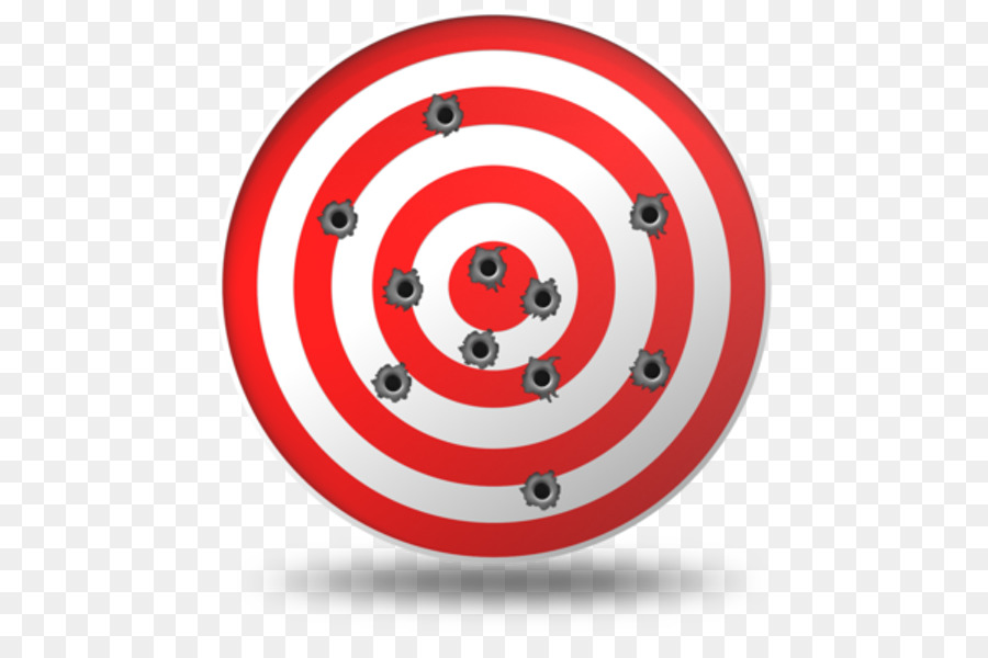 Bullseye clipart target gun. Circle background