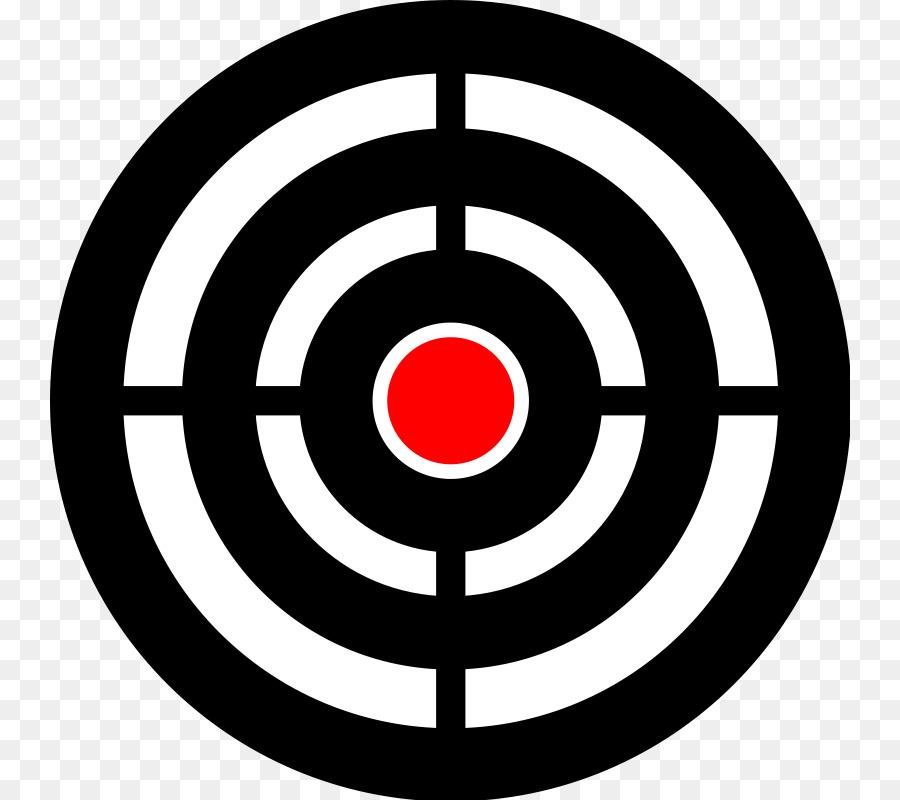 Bullseye clipart target gun. Shooting corporation clip art