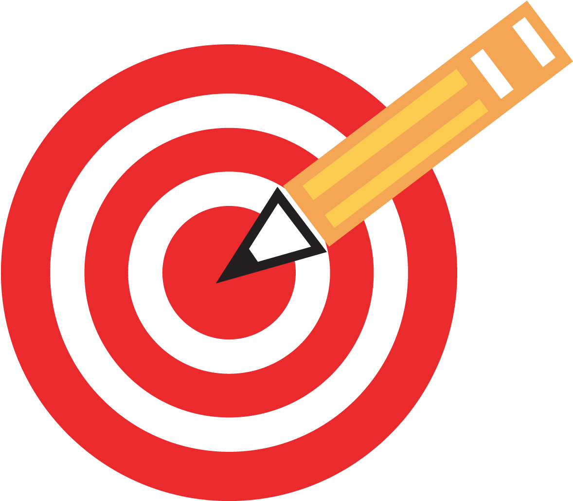 Lesson cliparts png download. Bullseye clipart target learning