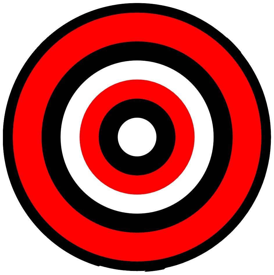Cilpart extraordinary ideas . Bullseye clipart target learning