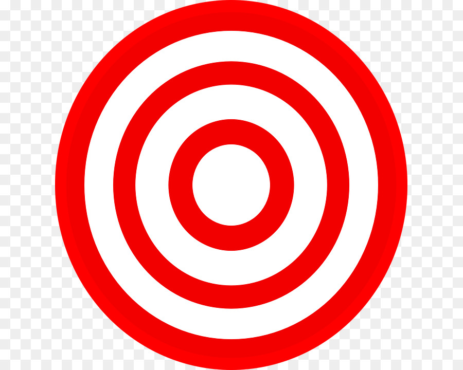 Bullseye clipart transparent background. Text circle