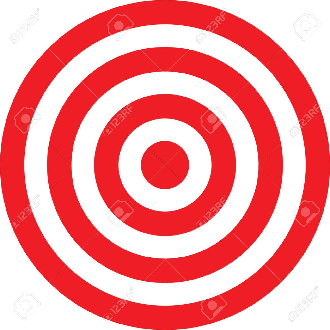 Target . Bullseye clipart transparent background