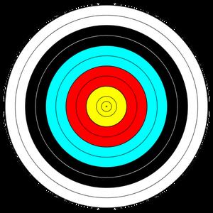 Bullseye clipart vector. Free download best on