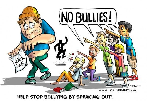 No bullying free download. Bully clipart animated