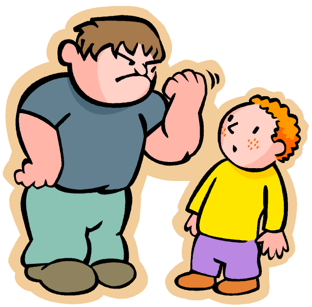 Bully clipart bad behaviour. Copy of bullying lessons
