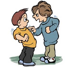 A slew of new. Bully clipart bad behaviour