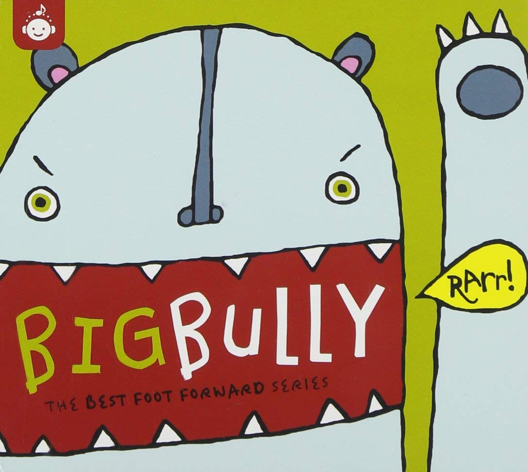 Various the best foot. Bully clipart big bully