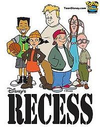 Bully clipart brusque. Recess tv series wikipedia