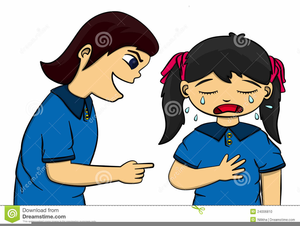 Free images at clker. Boys clipart bully