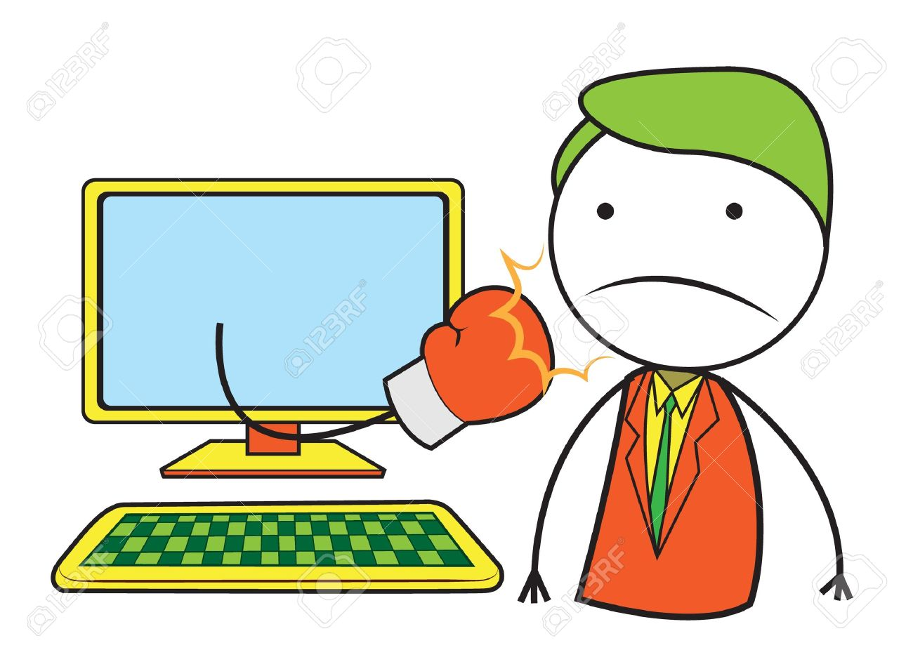 clipartlook. Bully clipart cyber bullying
