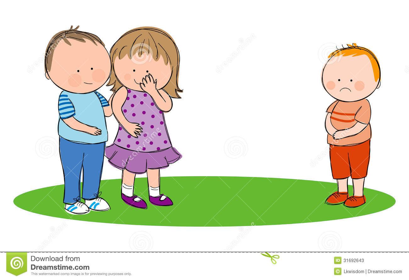 Cyber emotional pencil and. Bullying clipart prejudicial