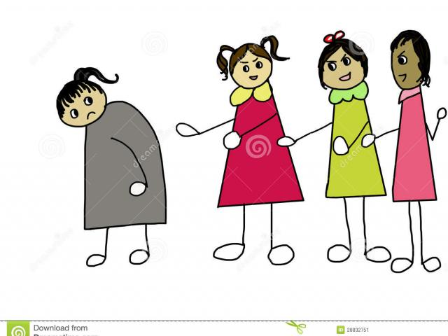 Bully clipart friends. Picture free download clip
