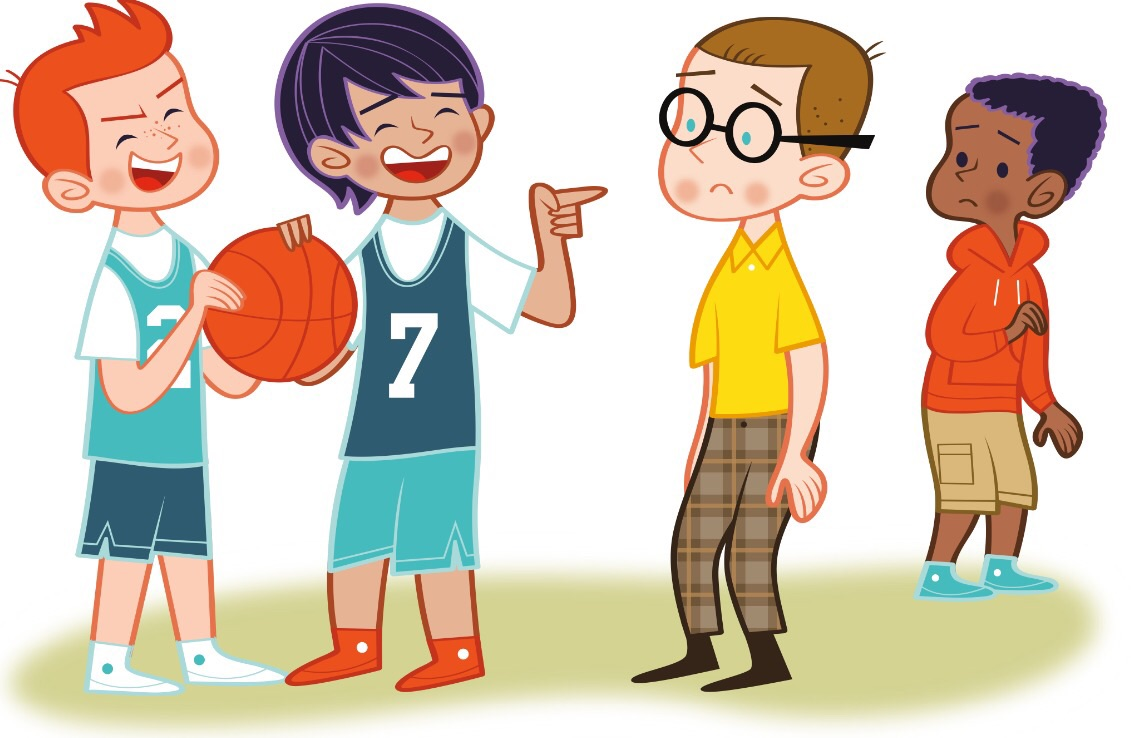 Bully clipart friends. Bullying archives teaching lds