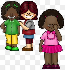 Bullying png and psd. Bully clipart friends