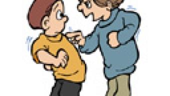 bully clipart hostile