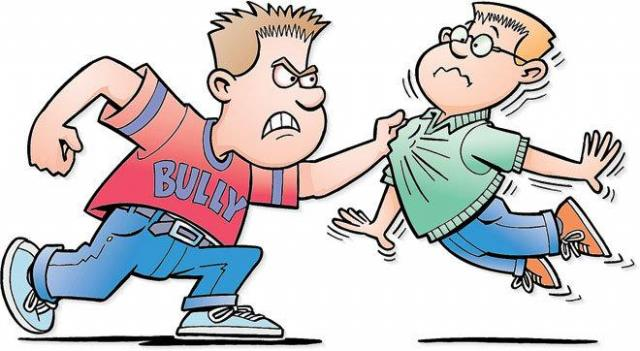 Bully clipart in school. Bullying how to fight