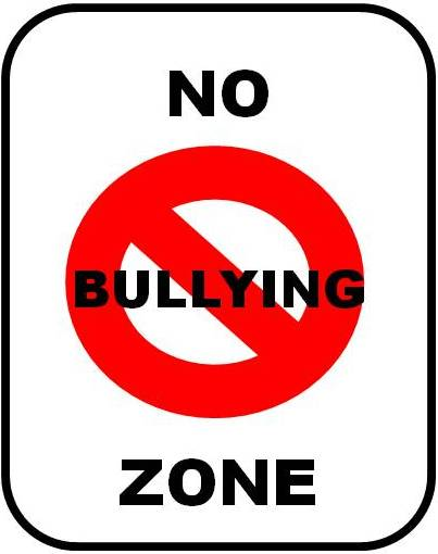 The principal s perspective. Bully clipart outcast
