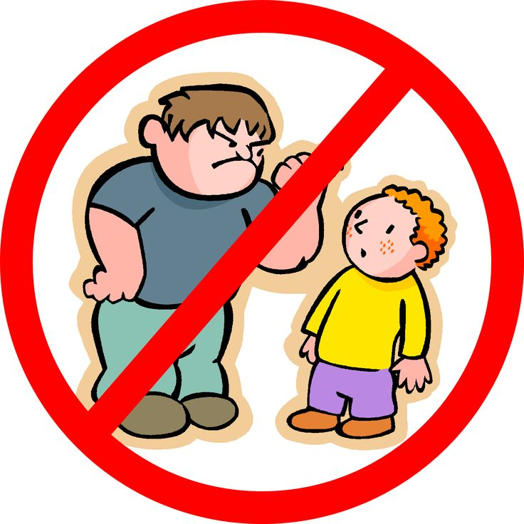 How to deal with. Bully clipart physical assault