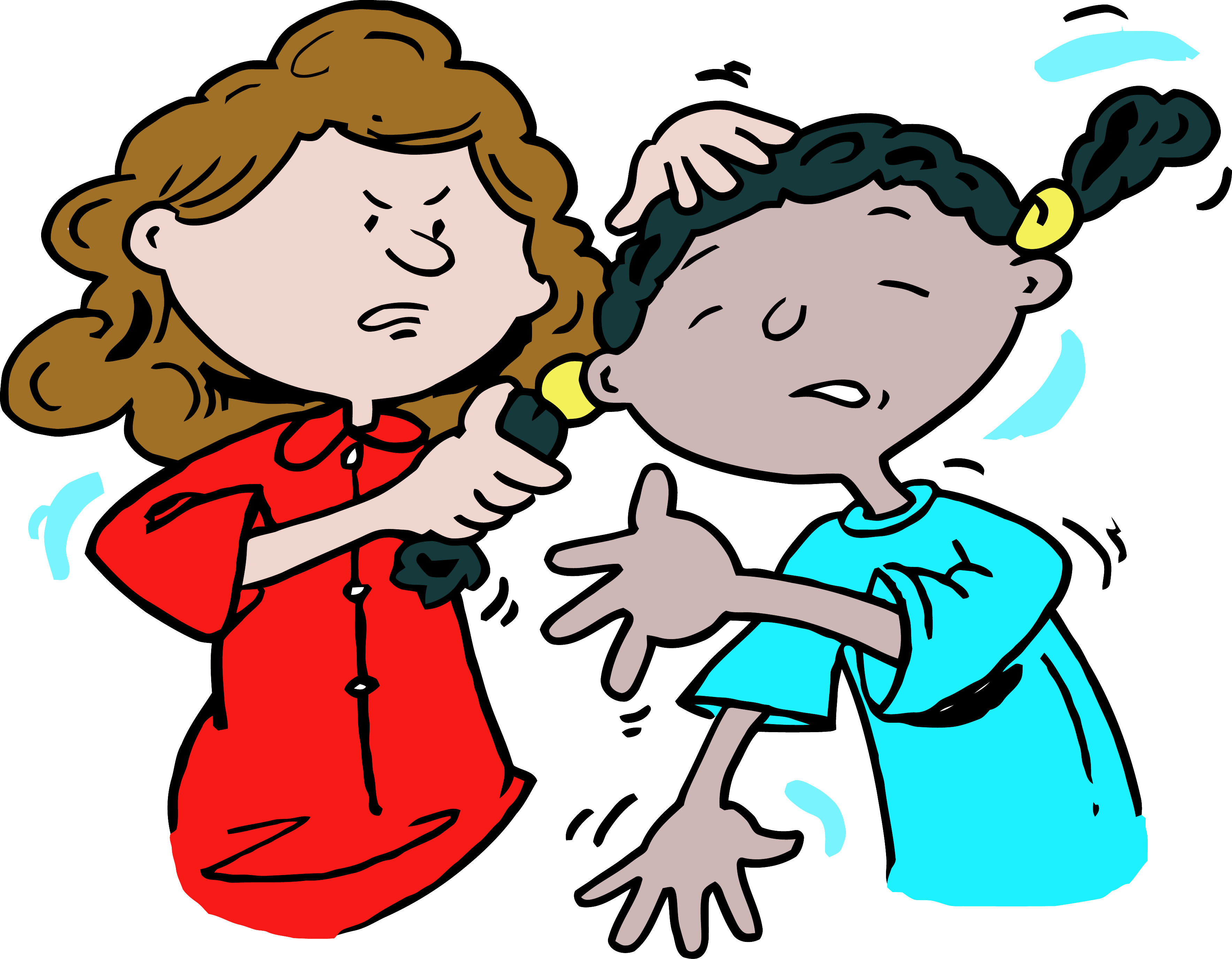 clip art clipartlook. Bully clipart physical bullying