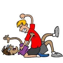 Bullying clipart physical bullying.  best images in