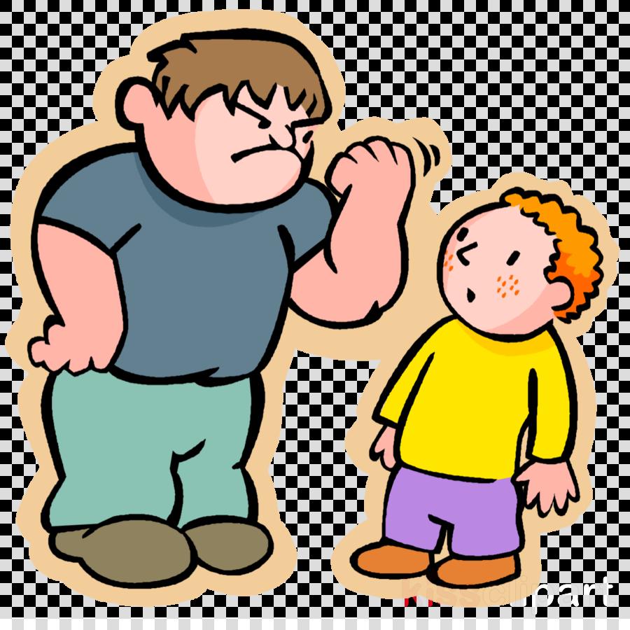 Hug cartoon bullying school. Bully clipart physical harassment