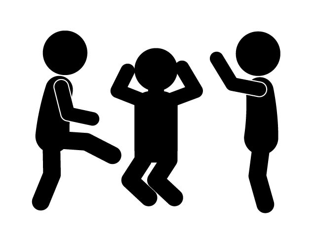 Refusal group bullying at. Bully clipart transparent background