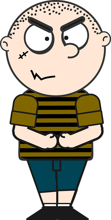 Mean boy png images. Bully clipart transparent background