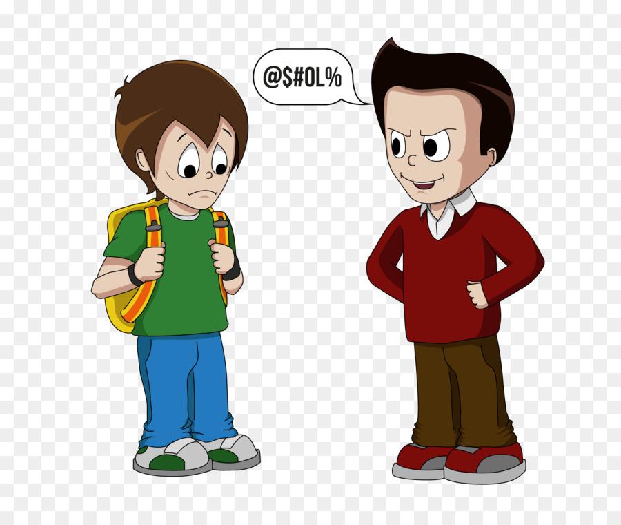 School boy child transparent. Bully clipart verbal bullying