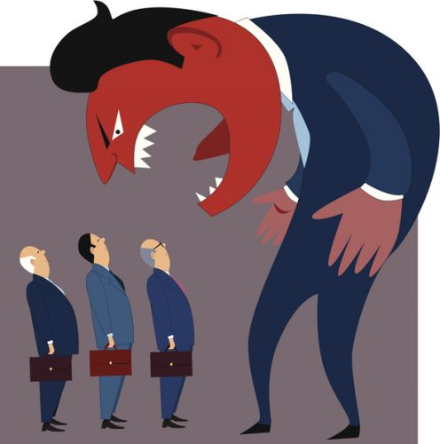Bully workplace bullying