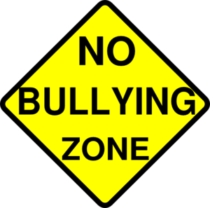 Bullying clipart. No zone clip art