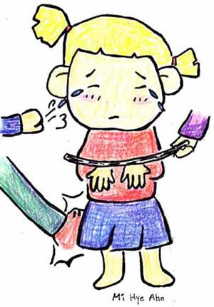 Bully clipart bully victim. A look at bullying