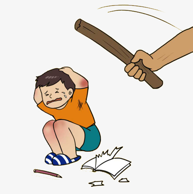 Children wood stick png. Bullying clipart cartoon character
