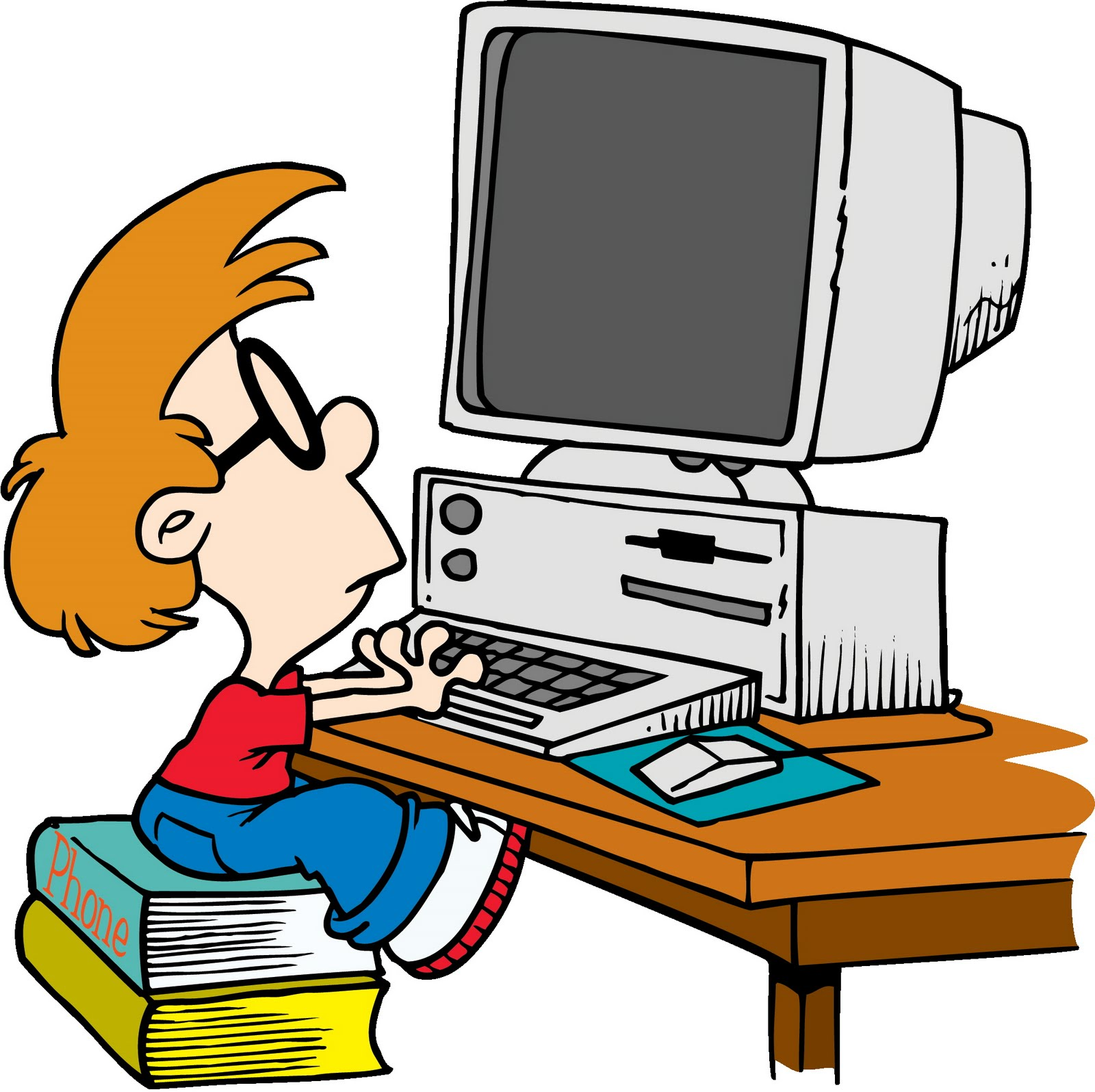 Bullying clipart computer. Paul s english adventure