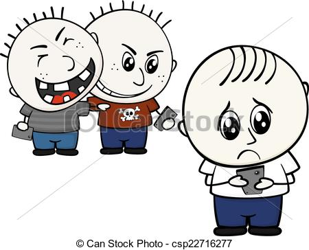 collection of social. Bullying clipart easy