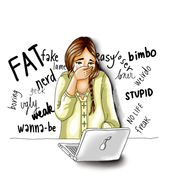 Cyber facts fight . Bullying clipart emotional bullying