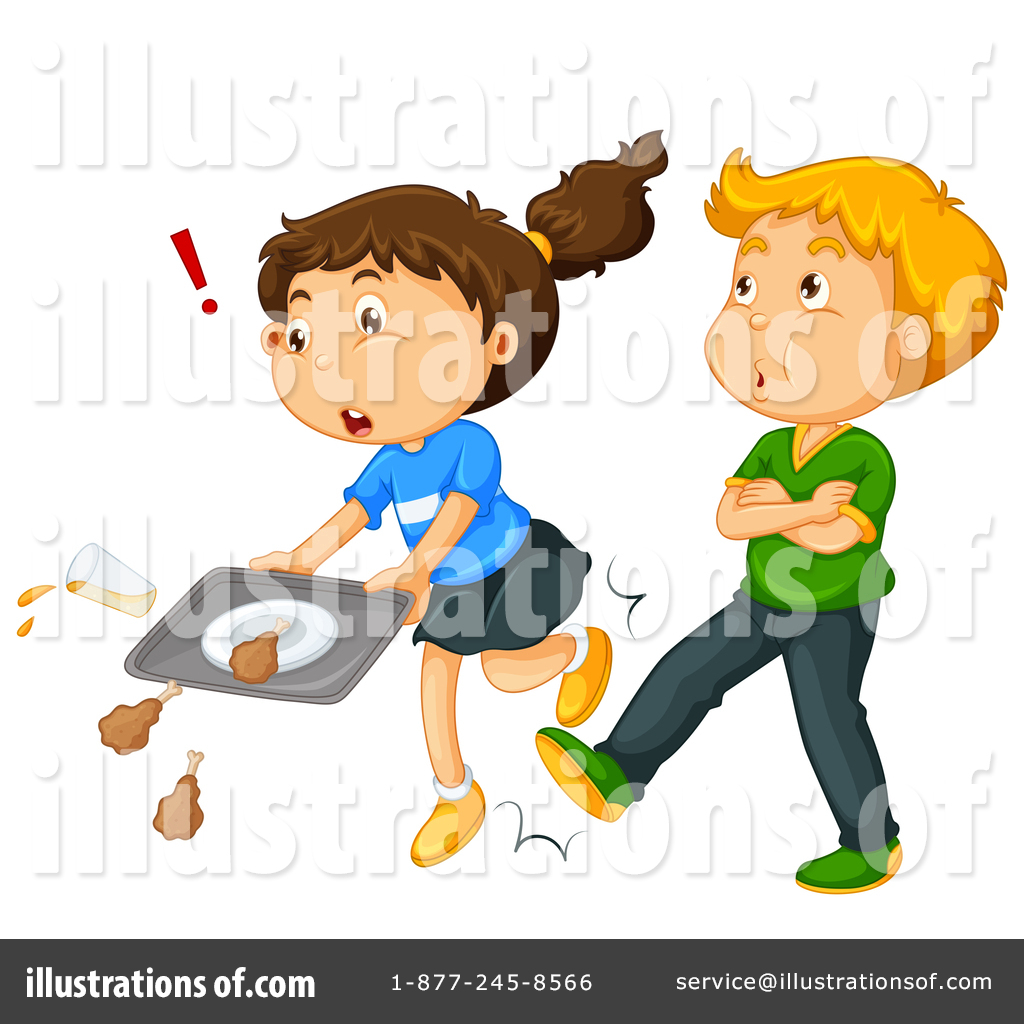 Bully by graphics rf. Bullying clipart illustration