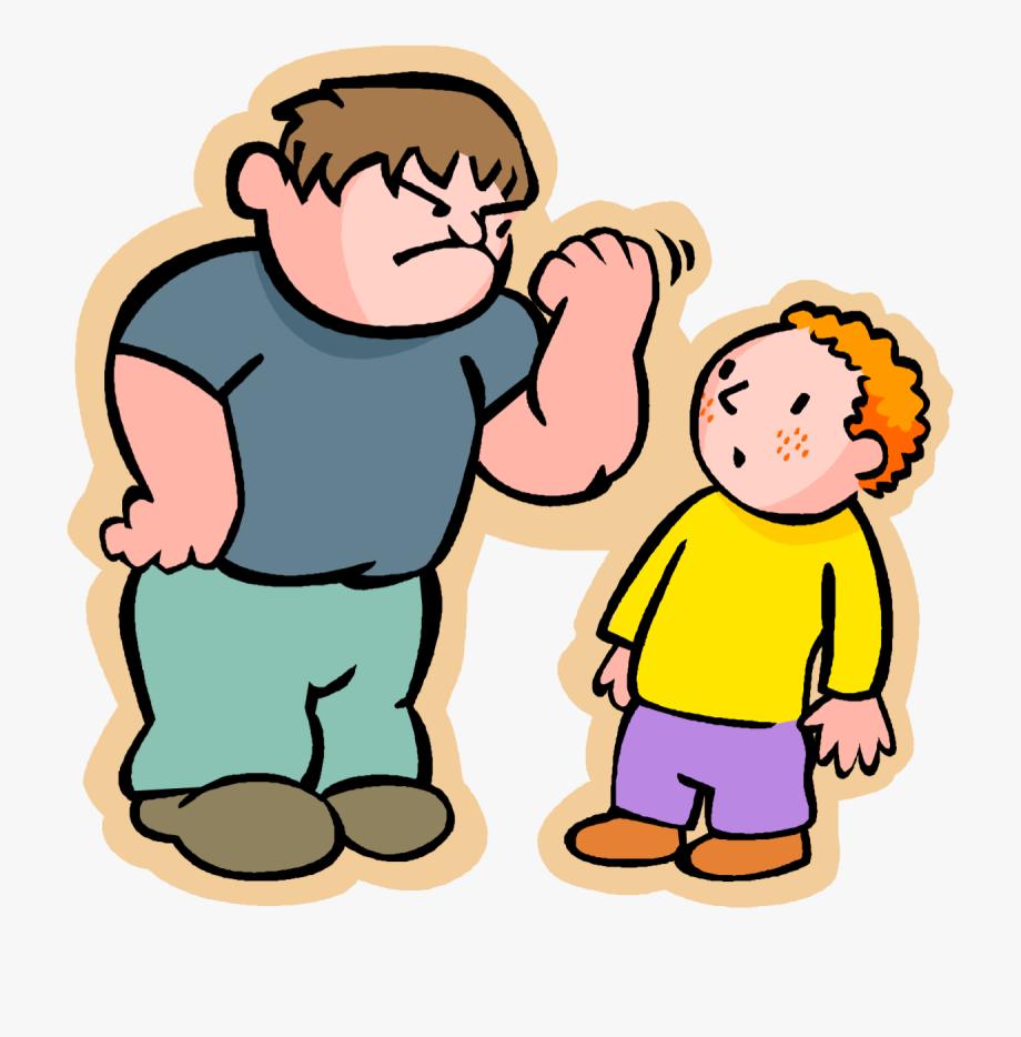 Bullying clipart name calling. Bully bad behaviour school