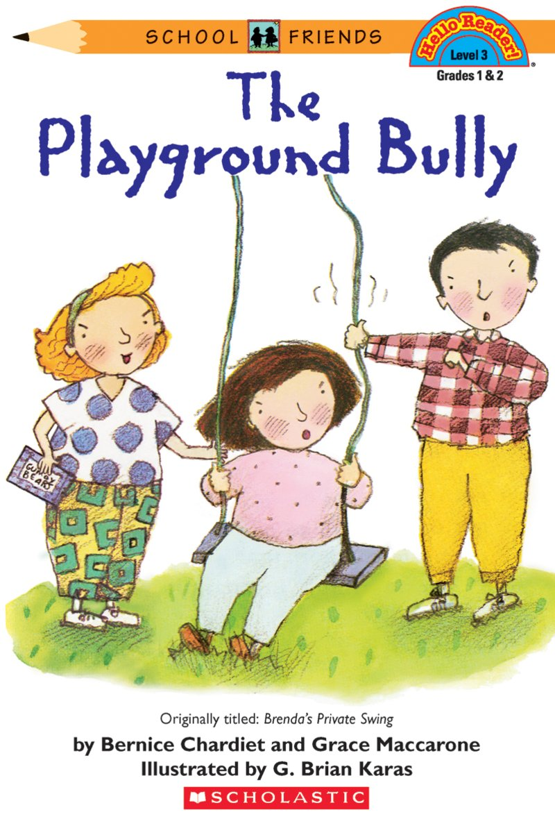 Bullying clipart playground. The bully by grace