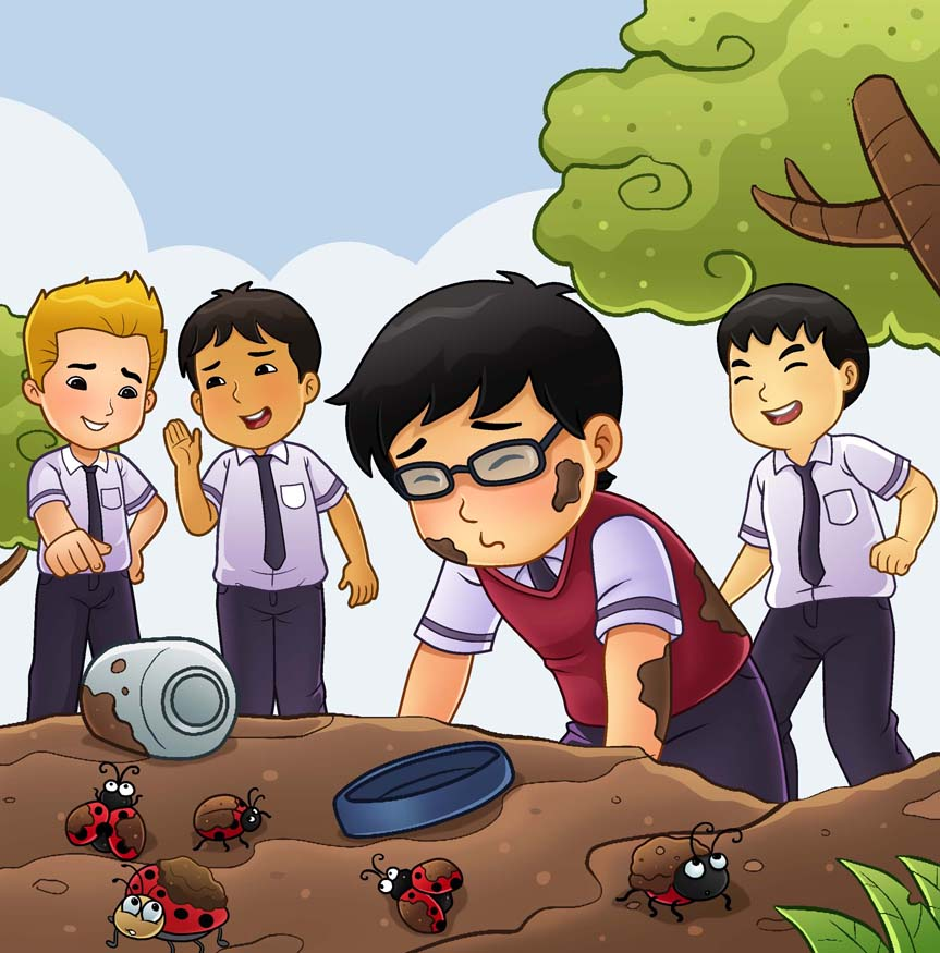 Bullying clipart playground. Characters like me the