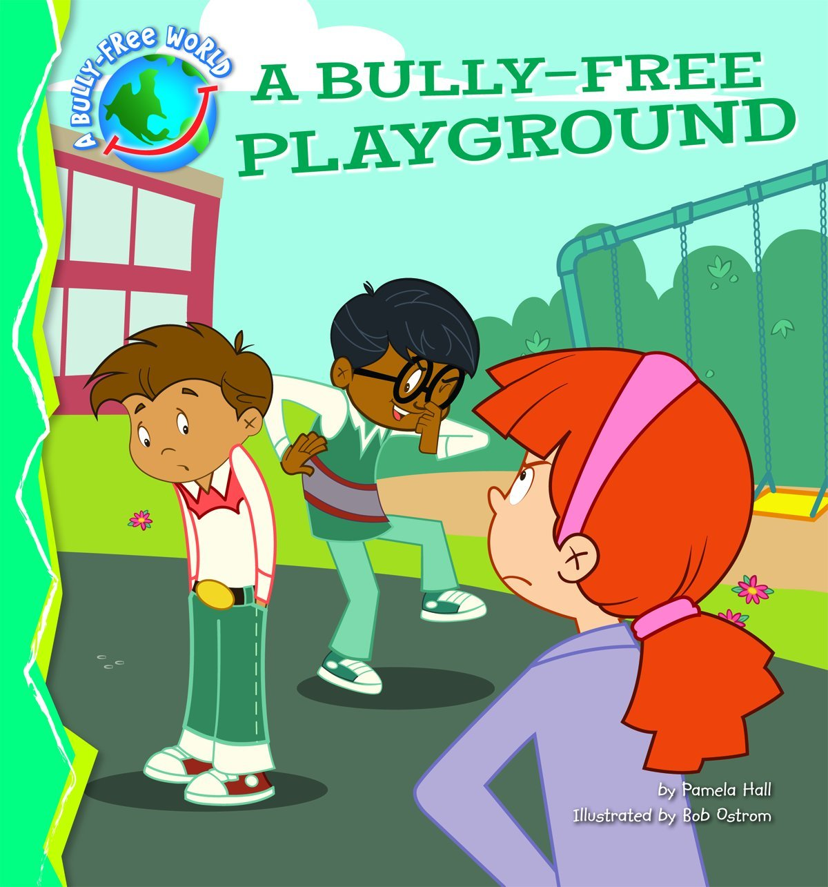 A bully free world. Bullying clipart playground