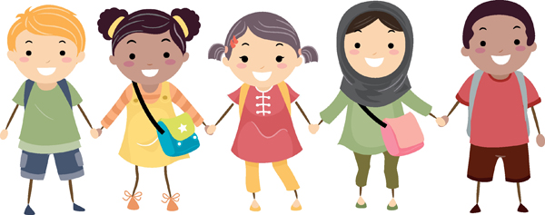 Protecting our muslim youth. Bullying clipart prejudicial