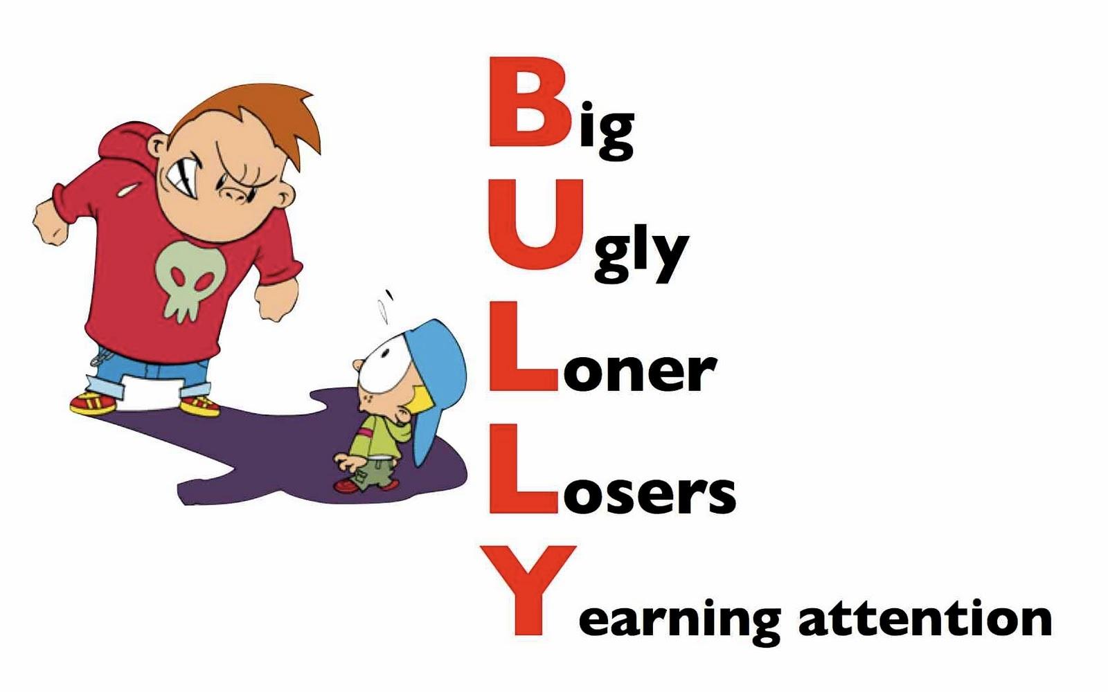 Kismet behind bullyingstandsfor. Bullying clipart quarrelsome
