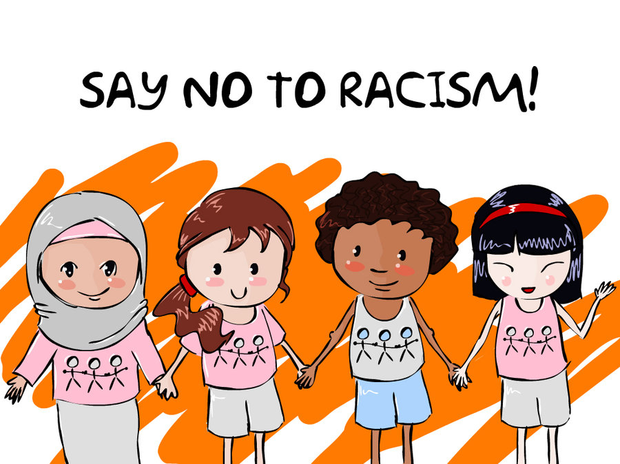 Racism cliparts zone . Bullying clipart racist